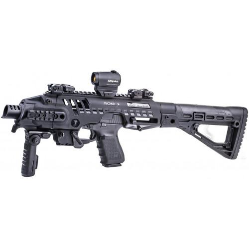 Преобразователь пистолета Glock с приклалом SBS стиль AR15 RONI-SBS (Черный)