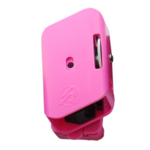 Пластиковый спортивный подсумок Racer Master Pouch, розовый