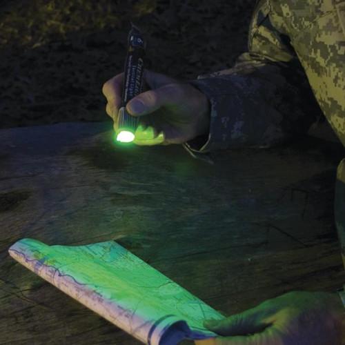 Зелёный химический источник света Chemical Light Sticks