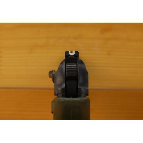 Светящийся целик для пистолета Макарова