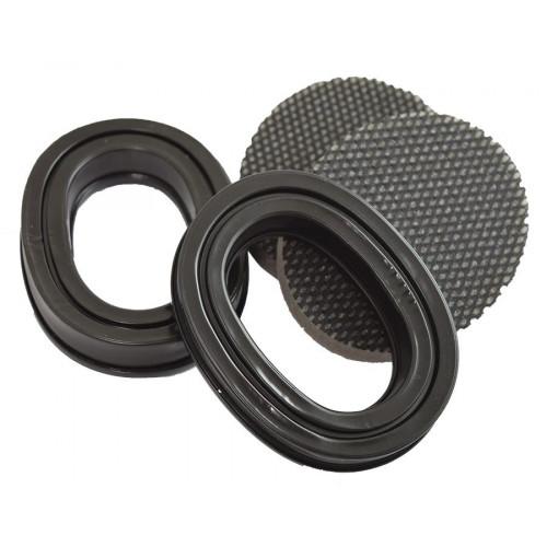 Сменные силиконовые амбушюры для наушников 3M Peltor