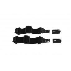 Система крепления NERVE RAS - ARC Rail Black Rail Attachment System черный цвет