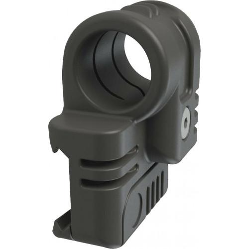 Крепление для фонаря пикатинни - 19 мм PLS34Q (черная)
