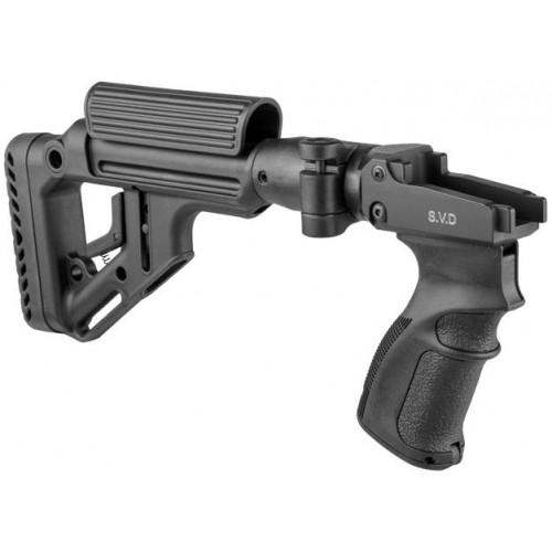 Приклад UAS-SVD, чёрный