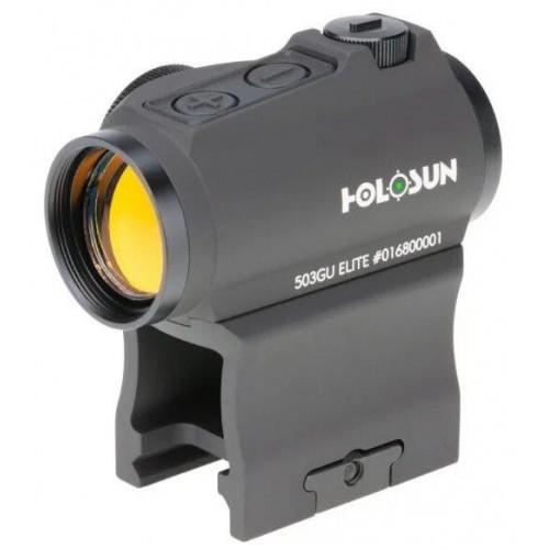 Коллиматор Holosun MicroELITE HE503GU-GR