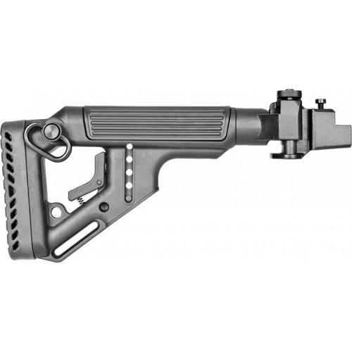 Складной приклад для АК47/74 (металлическое соединение)
