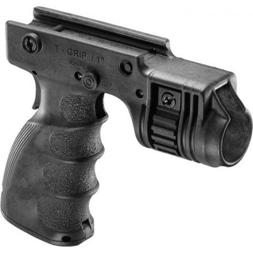 Тактическая рукоятка T-GRIP-R , чёрный