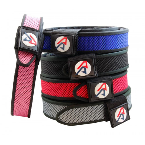 """Спортивный ремень DAA Premium Belt для практической стрельбы , розовый, размер 36"""""""