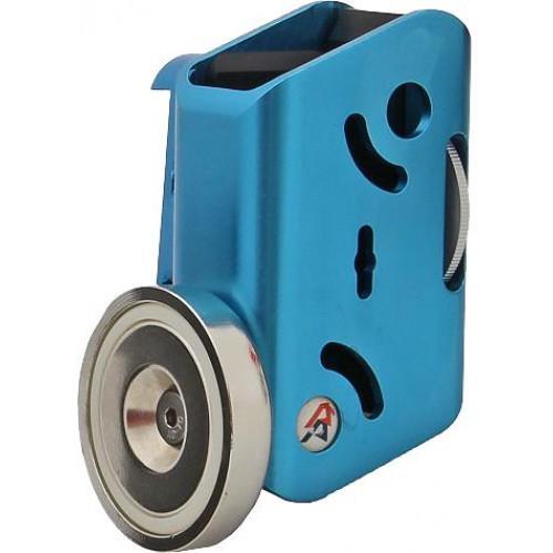 Спортивный подсумок Racer Master Pouch + магнит Combo, синий