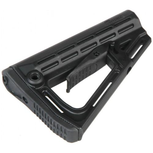 Полимерный приклад IMI Defense TS - 1 для M4/М16/AR-15 (черный)