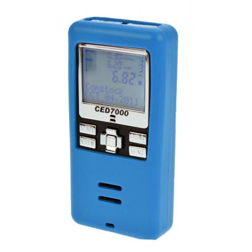 Силиконовый чехол для таймера  CED7000 , синий