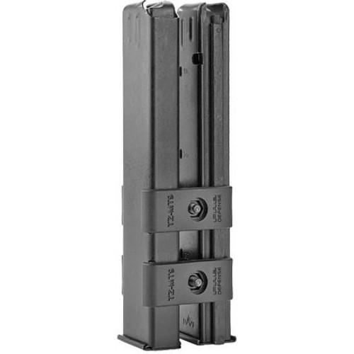 Полимерный крепеж двух магазинов для 9mm Uzi/Tavor