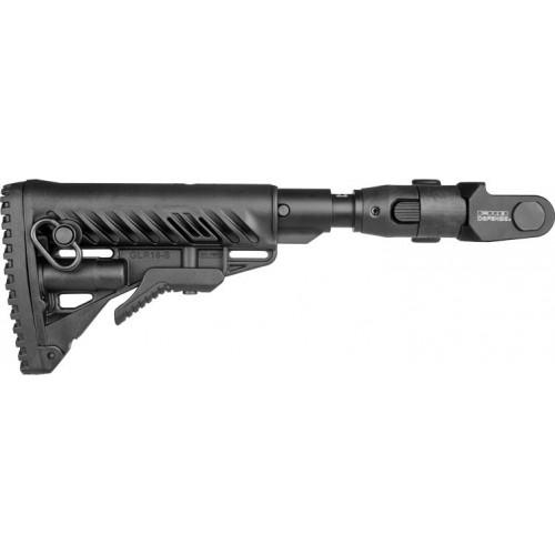 Приклад M4-AKMS P SB, чёрный