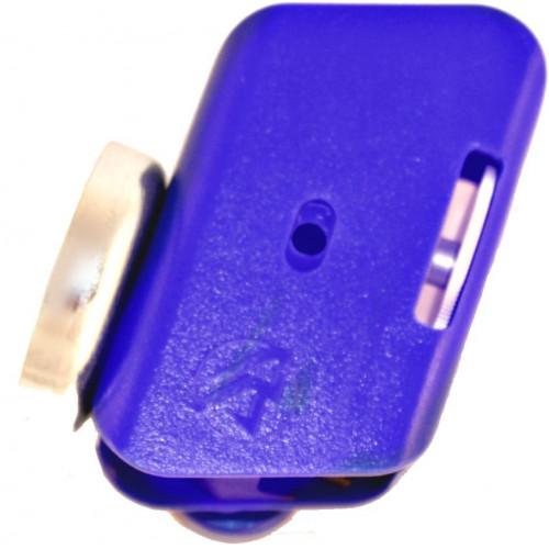Пластиковый спортивный подсумок Racer Master Pouch с магнитом , синий