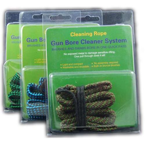Веревка-протяжка для чистки каналов ствола , для  .45    калибра       G Bore Rope Cleaner .45