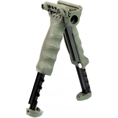 Рукоять-сошка T-POD G2 QR, зелёный