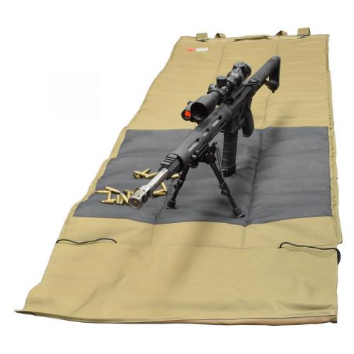Стрелковый коврик CED Shooting Mat Khaki
