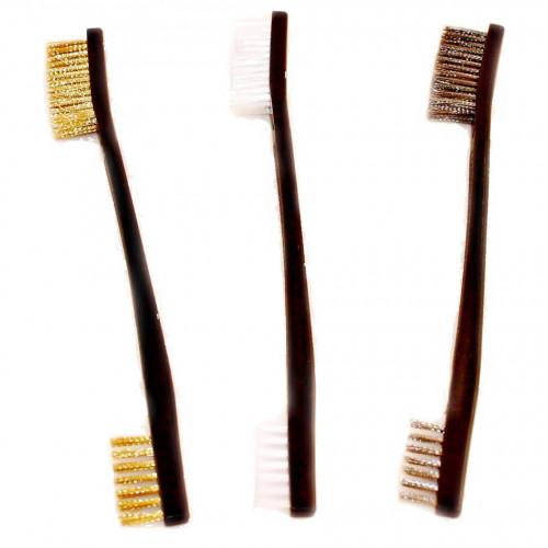 Набор для чисти оружия  DAA Utility Brush Set (комплект из 3х щеток)