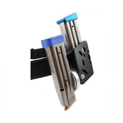 Спортивный подсумок Racer Master Pouch + магнит Combo, черный