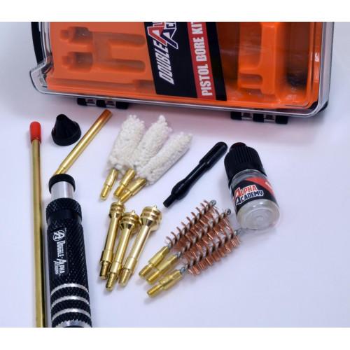 Набор для чистки ствола пистолета DAA Barrel Cleaning Kit- впластиковом кейсе