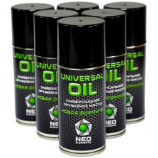 Универсальное оружейное масло «UNIVERSAL OIL» Новая Формула 210 мл.