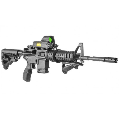 Магазин полимерный 5,56x45 на 10 патронов для M16/M4/AR-15