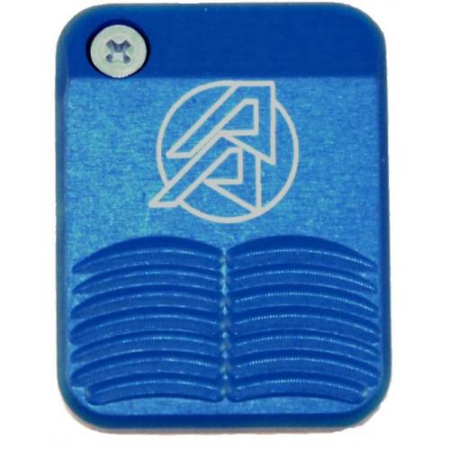 Стандартные алюминиевые пятки DAA  для магазинов, синий