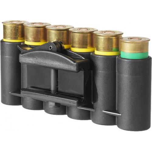 Патронташ быстросъемный на планку Пикатинни 6 патронов 20 калибра