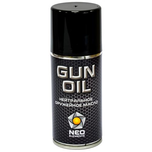 Hейтральное оружейное масло «GUN OIL» 210 мл.
