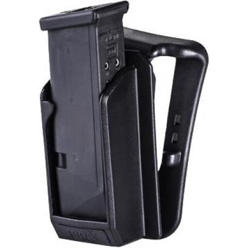 Подсумок для одного магазина Glock 9 мм и .40 калибр BSMP (черный)