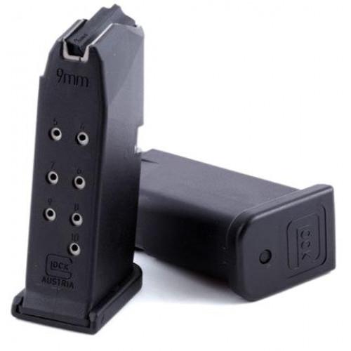 Магазин 10-ти местный для пистолета GLOCK 26