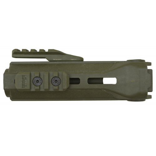 Цевьё Vanguard AK (без планок), зелёный