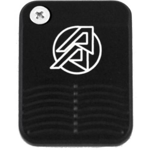 Стандартные алюминиевые пятки DAA  для магазинов, черные