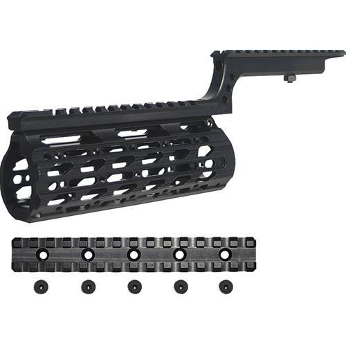 Свободно передвигаемая рельсовая система для M16/M4/AR15