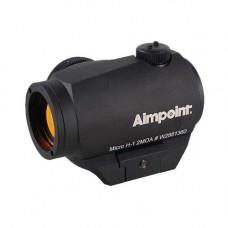 Коллиматорный прицел Aimpoint Micro H-1 2MOA (с креплением)