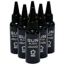 Cредство для декоративного чернения (воронения) метала «GUN BLACK» 50 мл
