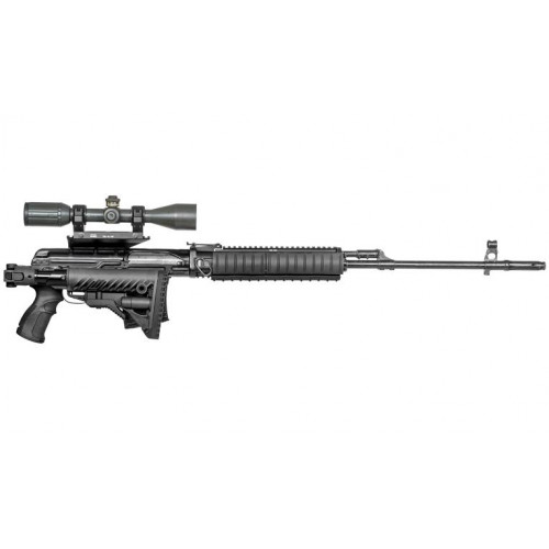 Приклад M4 SVD SB