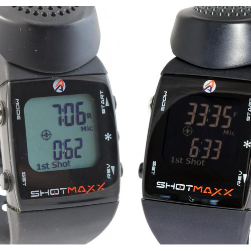 Таймер SHOTMAXX-2, черный дисплей