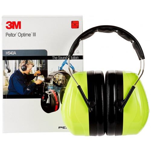 Наушники 3М™ PELTOR™ Optime™ III H540A-461-GB
