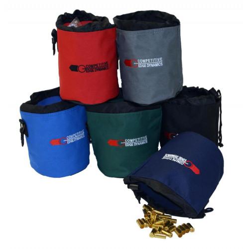 Подсумок для патроновCED Ammo Brass pouch, красный