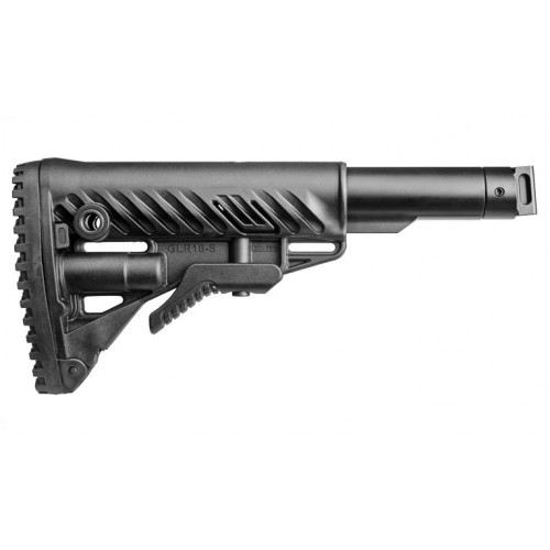 Приклад М4-SAIGA, чёрный