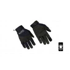 Перчатки APX SmartTouch Black с сенсорным пальцем, размер XXL, черные