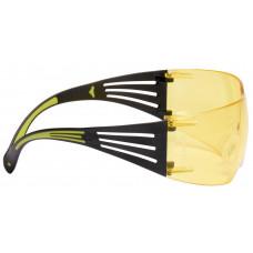 Защитные очки 3M™ SecureFit™, цвет линз желтый