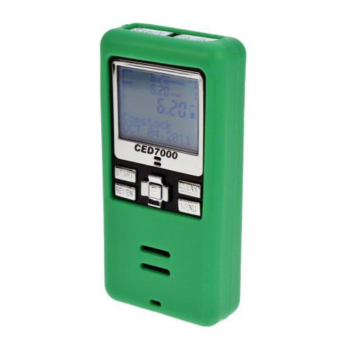 Силиконовый чехол для таймера  CED7000 , зеленый