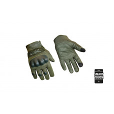 Перчатки DURTAC SmartTouch Foliage Green с сенсорным пальцем, размер XXL, цвет олива