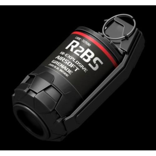 Страйкбольная ручная имитационная граната (R2BS)