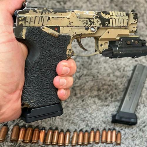 Пятка утяжелитель на пистолет Ярыгина