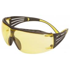 Очки открытые защитные, цвет линз желтый, с покрытием Scotchgard™ Anti-Fog (K&N) 3M™ SecureFit™