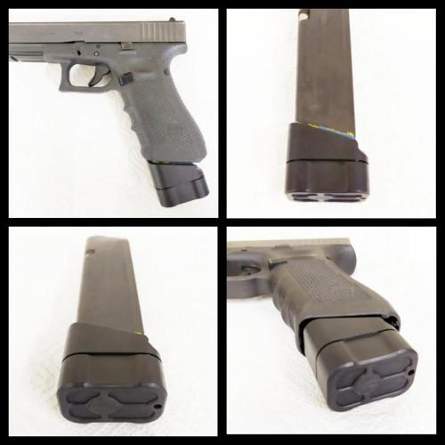 Пятка-утяжелитель G17-19 9*19 (+5 патронов)