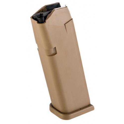 Магазин для Glock 17 на 17 патронов Tan
